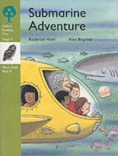 Oxford Reading Tree: Stage 7: More Owls Storybooks By Roderick Hunt