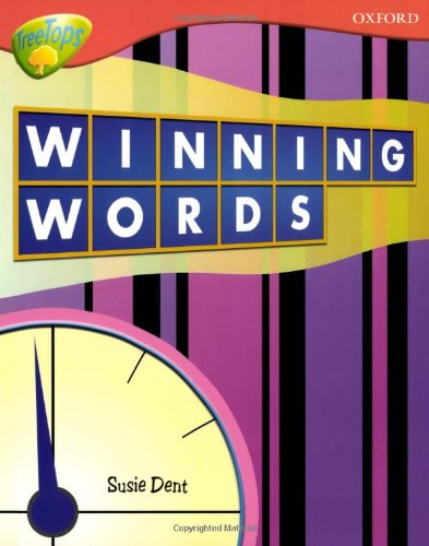 Oxford Reading Tree: Level 13: Treetops Non-Fiction: Winning Words By Susie Dent