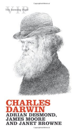 Charles Darwin By Adrian J. Desmond