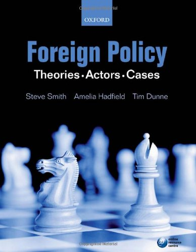 Foreign Policy By Edited by Steve Smith
