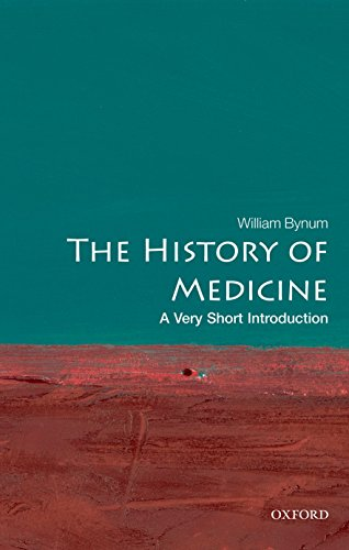 The History of Medicine: A Very Short Introduction by William F. Bynum