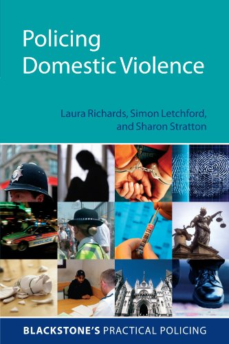 Policing Domestic Violence by Sharon Stratton