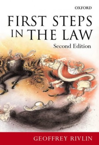 First Steps in the Law by G. Rivlin