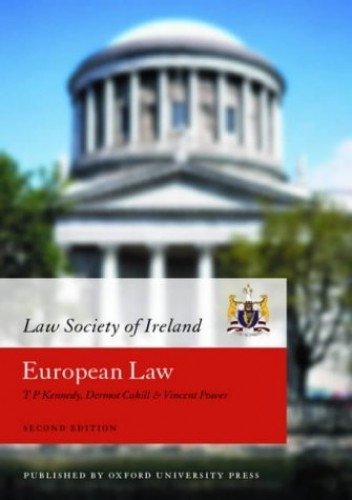 European Law By Vincent Power