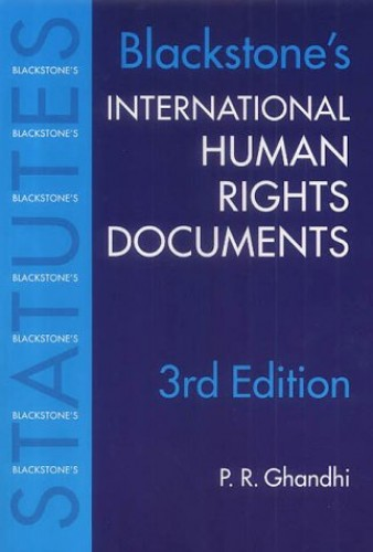 International Human Rights Documents By Sandy Ghandhi