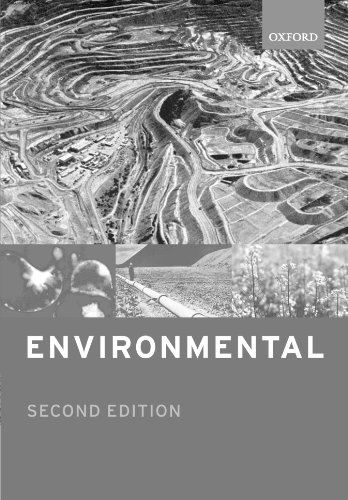 Environmental Biotechnology By Alan H. Scragg (Senior Lecturer in Biotechnology, School of Biosciences, University of The West England, UK)