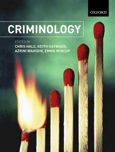 Criminology by Chris Hale