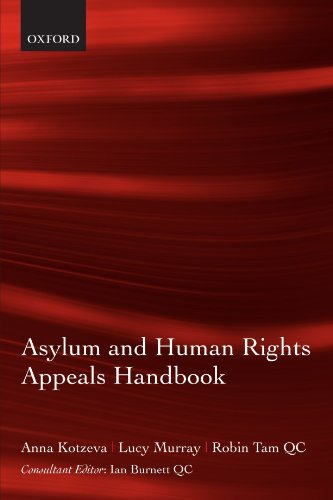 Asylum and Human Rights Appeals Handbook By Anna Kotzeva