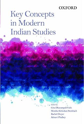 Key Concepts in Modern Indian Studies By Gita Dharmpal Frick