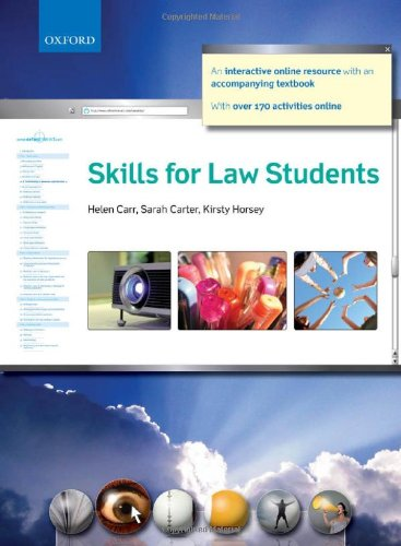 Skills for Law Students (Online) By Helen Carr