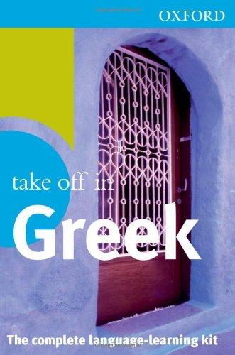 Oxford Take Off in Greek By Oxford University Press