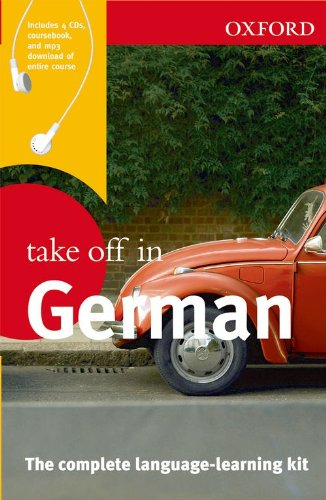 Oxford Take Off in German By Oxford University Press