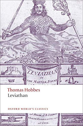 Leviathan (Oxford World's Classics) By Thomas Hobbes