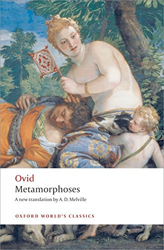 Metamorphoses (Oxford World's Classics) By Ovid