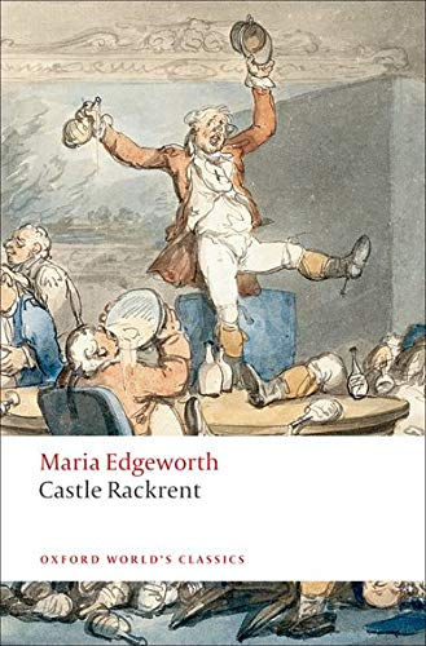 Castle Rackrent By Maria Edgeworth