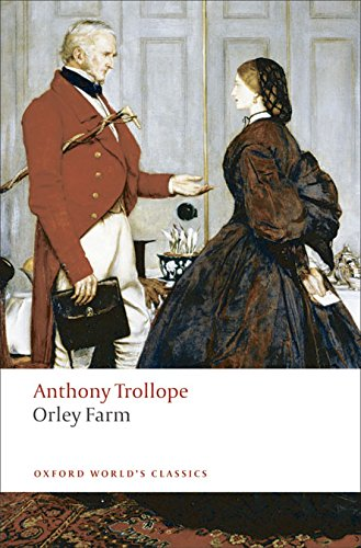 Orley Farm By Anthony Trollope