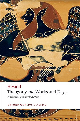 Theogony and Works and Days (Oxford World's Classics) By Hesiod