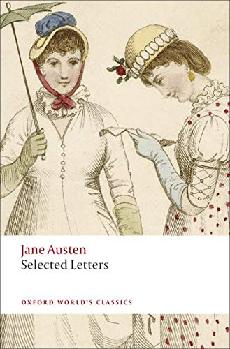 Selected Letters (Oxford World's Classics) By Jane Austen