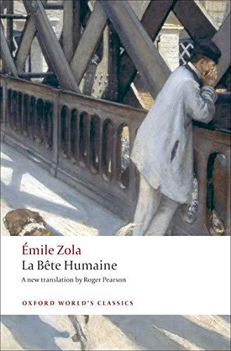 La Bete humaine By Emile Zola
