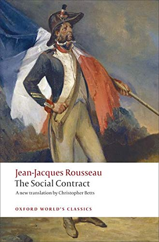 Discourse on Political Economy and The Social Contract By Jean-Jacques Rousseau
