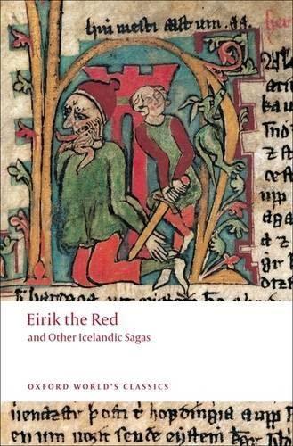 Eirik the Red and other Icelandic Sagas By Gwyn Jones