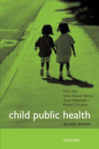 Child Public Health By Dr. Mitch Blair