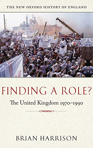 Finding a Role? By Brian Harrison