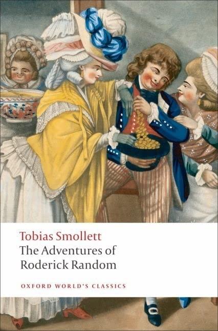 The Adventures of Roderick Random By Tobias Smollett