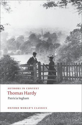 Authors in Context: Thomas Hardy By Patricia Ingham