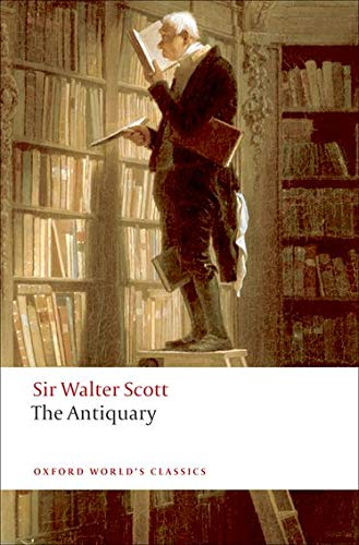 The Antiquary (Oxford World's Classics) By Sir Walter Scott