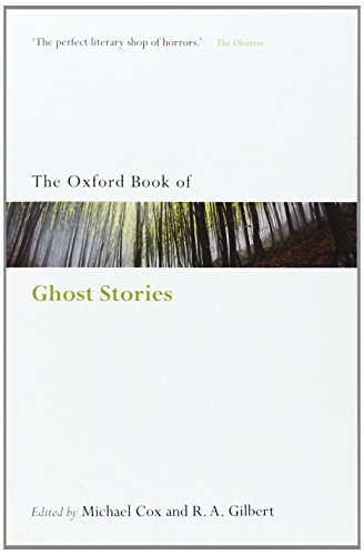 The Oxford Book of English Ghost Stories By Michael Cox