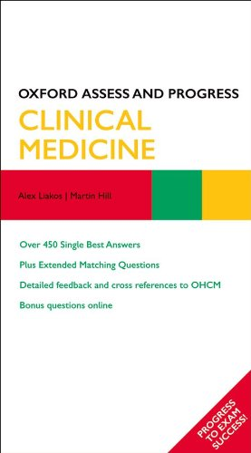 Clinical Medicine (Oxford Assess and Progress) By Edited by Martin Hill