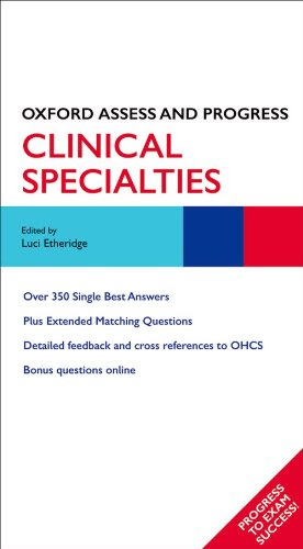 Clinical Specialties By Edited by Luci Etheridge