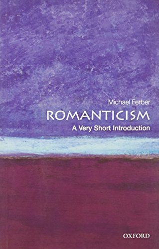 Romanticism: A Very Short Introduction par Michael Ferber (Professor of English and Humanities, University of New Hampshire)