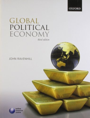 Global Political Economy by John Ravenhill