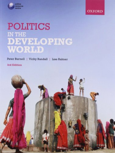 Politics in the Developing World By Peter Burnell