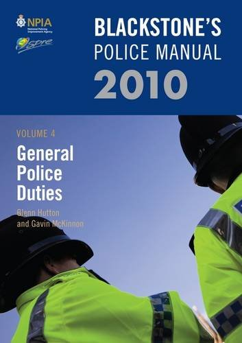 General Police Duties By Glenn Hutton
