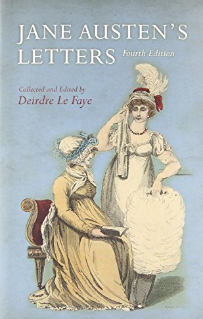 Jane Austen's Letters by Deirdre Le Faye