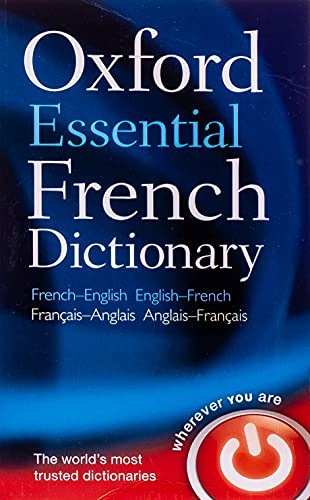 Oxford Essential French Dictionary By Oxford Dictionaries