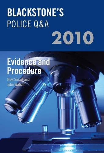Evidence and Procedure By Huw Smart