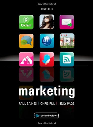 Marketing By Paul Baines