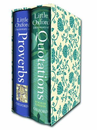 Little Oxford Gift Box By Edited by Elizabeth Knowles