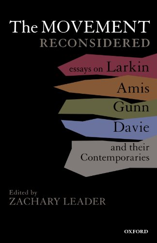 The Movement Reconsidered par Zachary Leader