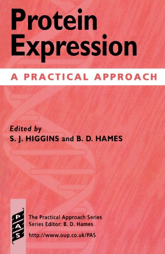 Protein Expression By Edited by S. J. Higgins (School of Biochemistry and Molecular Biology, School of Biochemistry and Molecular Biology, University of Leeds)