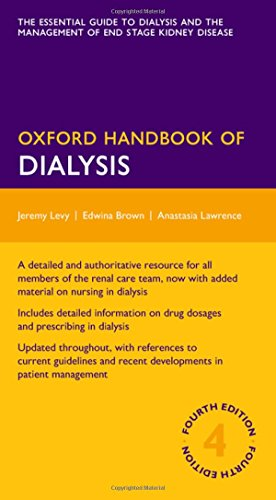 Oxford Handbook of Dialysis By Jeremy Levy