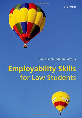 Employability Skills for Law Students By Emily Finch