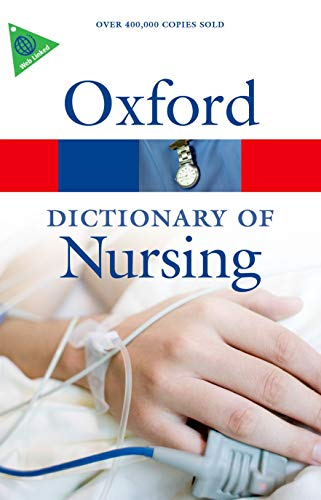 A Dictionary of Nursing By Market House Books Limited