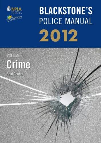 Crime By Paul Connor
