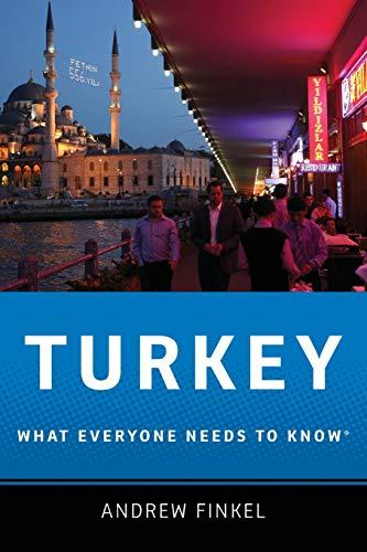 Turkey By Andrew Finkel