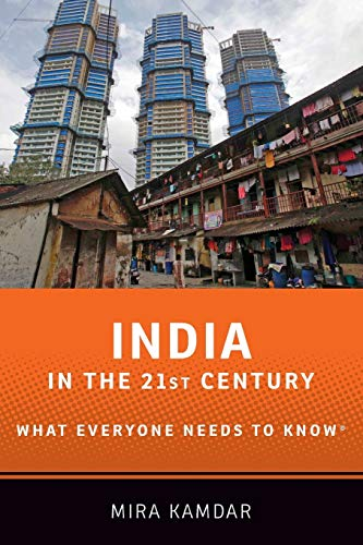 India in the 21st Century By Mira Kamdar (Senior Fellow at the World Policy Institute and an Associate Fellow at the Asia Society)